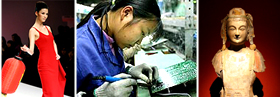 China Business Guide is an Engineering organization created to support qualified Asia (Chinese, Taiwan, Singapore, Korea,...) Europe (Italy, England, Austria,...) America (New York, Florida, California, Texas...) Business to Business... China, country of manufacturing resources, great growing market, wholesale distribution and beautiful place for vacations... China fashion apparel, electronic technology, old culture... discover China