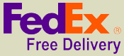 FEDEX FREE DELIVERY as defined in our main goals and Policy we offer to all our customers in any State of the USA a premium delivery included... FEDEX free delivery to Houston, San Antonio, Austin, Dallas, Texas, Montgomery Alabama, Juneau Alaska, Phoenix Arizona, Little Rock Arkansas, Denver Colorado, Hartford Connecticut, Dover Delaware, Atlanta Georgia, Honolulu Hawaii, Boise Idaho, Springfield Chicago Illinois, Indianapolis Indiana, Des moines Iowa, Topeka Kansas, Frankfort Kentucky, Baton Rouge New Orleans Lousiana, Augusta Maine, Annapolis Maryland, Boston Massachusetts, Lansing Michigan, Saint paul Minnesota, Jackson Mississippi, Jefferson City Missouri, Helena Montana, Lincoln Nebraska, Carson City Las Vegas Nevada, Concord New Hampshire, Trenton New Jersey, Santa Fe New Mexico, Albany New York, Raleigh North Carolina, Bismarck North Dakota, Columbus Ohio, Oklahoma city Oklahoma, Salem oregon, Harrisburg Pennsylvania, Providence Rodhe Island, Columbia South Carolina, Pierre South Dakota, Nashville Tenessee, Salt Lake City Utah, Montpelier Vermont, Richmond Virginia, Olympia Wahington, Charleston West Virginia, Madison Wisconsin, Cheyenne Wyoming