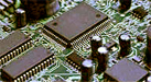 ELECTRONICS science and technology based on and concerned with the controlled flow of electrons or other carriers of electric charge, especially in semiconductor devices, MICROELECTRONICS branch of electronic technology devoted to the design and development of extremely small electronic devices that consume very little electric power.